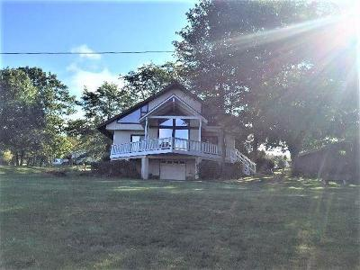 Bemus Point Single Family Home A-Active: 3719 Crestview Drive