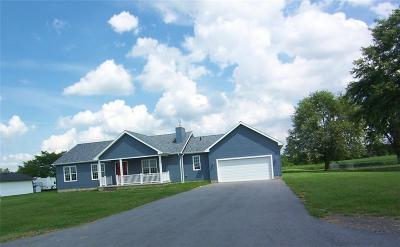 Genesee County Single Family Home A-Active: 7135 Fox Road