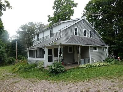 Single Family Home A-Active: 6479 Fairville Station Road