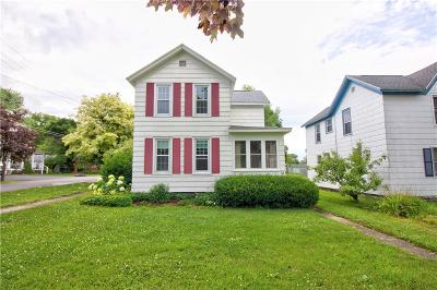 Seneca Falls Single Family Home C-Continue Show: 18 Maple Street