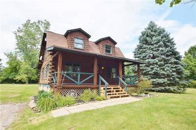 Manchester Single Family Home A-Active: 3644 County Road 13