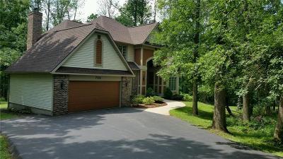 Victor Single Family Home A-Active: 7135 Marshall