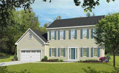 Single Family Home A-Active: Lot 710 Marjorie Lane