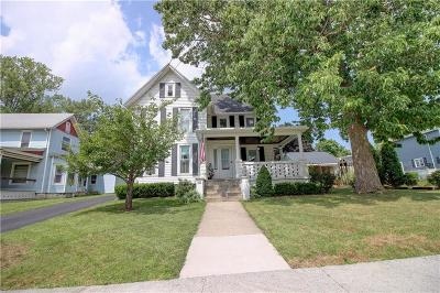 Single Family Home Sold: 101 West Genesee Street