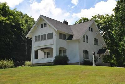 Monroe County Single Family Home U-Under Contract: 255 East Brook Road