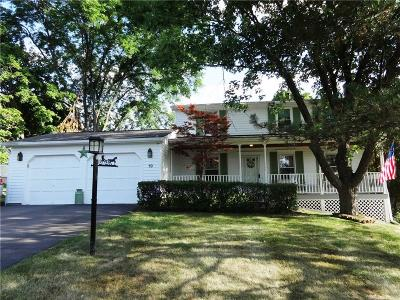 Victor Single Family Home A-Active: 19 Latchmere Drive