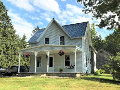 Ellicott NY Single Family Home A-Active: $107,500