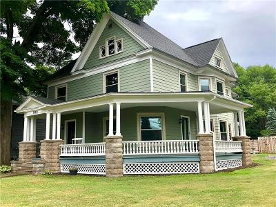 Marion Single Family Home U-Under Contract: 3880 North Main Street