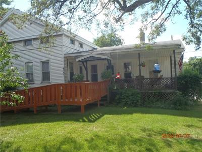 Orleans County Single Family Home A-Active: 4535 Holley Byron Road