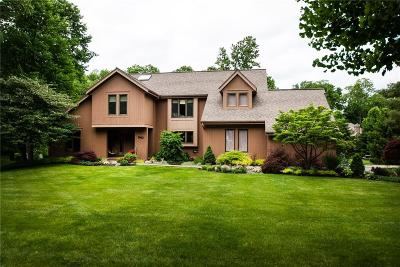 Victor Single Family Home A-Active: 7940 Oak Brook Circle