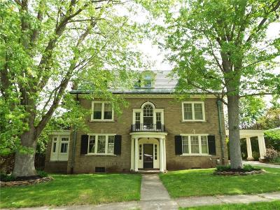 Olean Single Family Home A-Active: 401 York Street