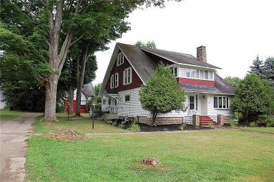 Lakewood NY Single Family Home A-Active: $149,900