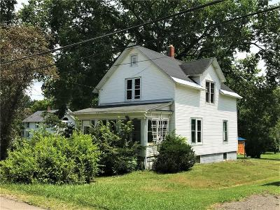 Chautauqua NY Single Family Home A-Active: $43,000