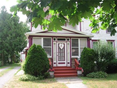 Genesee County Single Family Home A-Active: 6856 Terry Street