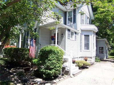 Batavia-City NY Single Family Home C-Continue Show: $89,900