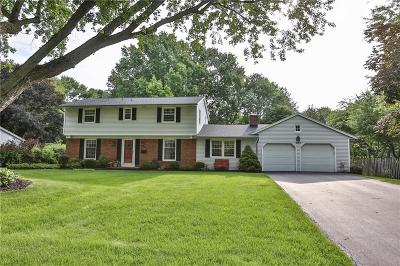 Penfield Single Family Home C-Continue Show: 127 Hillary Lane