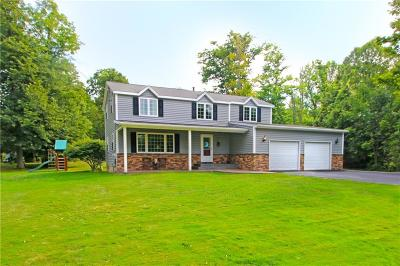 Monroe County Single Family Home A-Active: 463 Huffer Road
