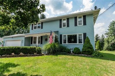 Monroe County Single Family Home A-Active: 129 Collamer Road