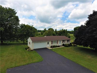 Marion Single Family Home U-Under Contract: 4637 Route 21