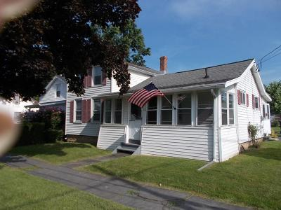 Seneca Falls Single Family Home A-Active: 32 Chapel Street