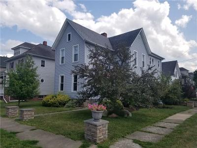 Multi Family 2-4 U-Under Contract: 815 Washington Street