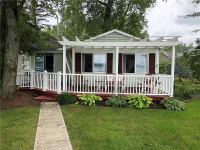 Chautauqua County Single Family Home A-Active: 61 Loomis Bay Road