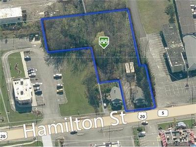 Commercial Lease For Lease: 463 Hamilton Street