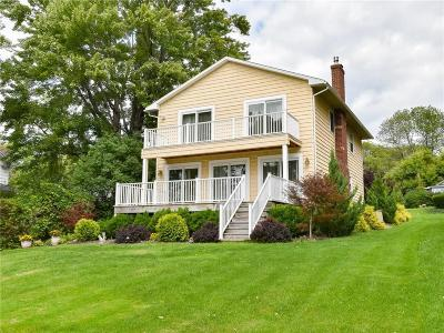 Gorham Single Family Home C-Continue Show: 3952 East Lake Road