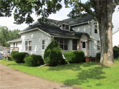 Multi Family 2-4 A-Active: 1305 Olean Portville Road