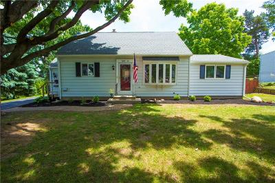 Monroe County Single Family Home U-Under Contract: 86 Coolidge Avenue