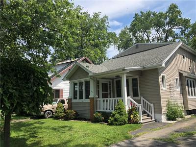 Dunkirk Single Family Home A-Active: 328 Temple Street