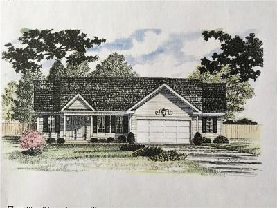 Orleans County Single Family Home A-Active: Lot 5a South Manning Road