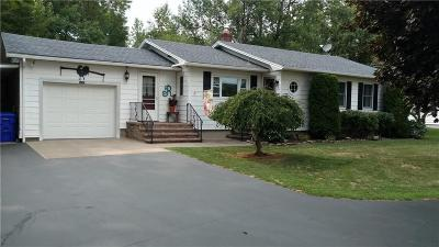Orleans County Single Family Home A-Active: 3290 Oak Orchard Road