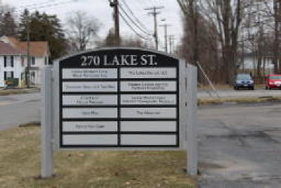 Commercial Lease A-Active: 270 Lake St