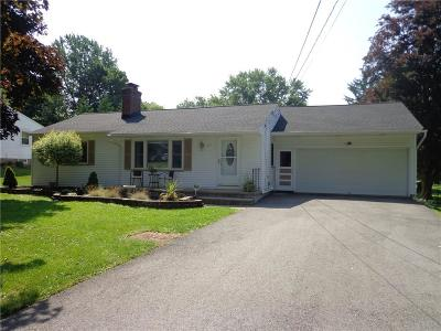 Penfield Single Family Home A-Active: 25 Rossman Drive