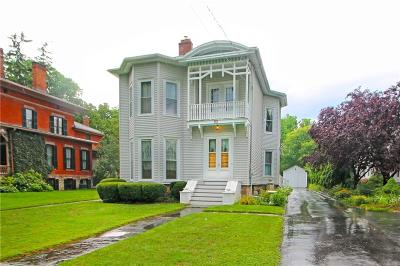 Canandaigua, Canandaigua-city, Canandaigua-town Single Family Home A-Active: 88 Howell Street