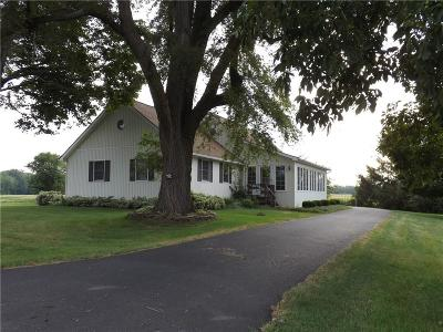 Orleans County Single Family Home A-Active: 1909 West Kendall Road