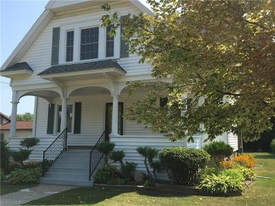Williamson Single Family Home A-Active: 6276 State Route 21