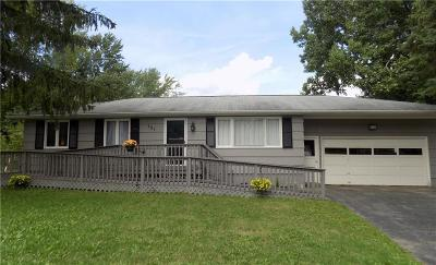 Single Family Home A-Active: 121 Lee Circle Drive