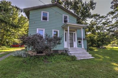 Aurora Single Family Home U-Under Contract: 2804 State Route 34b
