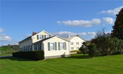Penfield Single Family Home A-Active: 1321 Sweets Corners Rd Road