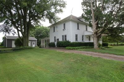 Orleans County Single Family Home A-Active: 11710 Roosevelt Highway