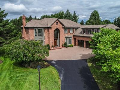 Pittsford Single Family Home A-Active: 15 Stonebridge Lane