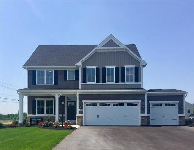 Genesee County, Livingston County, Monroe County, Ontario County, Orleans County, Wayne County Single Family Home A-Active: 1800 Ackerman Way