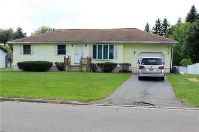 Jamestown NY Single Family Home A-Active: $91,900