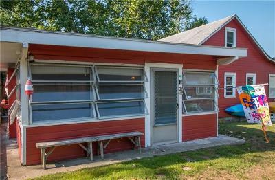 Single Family Home A-Active: 824 East Lake Road