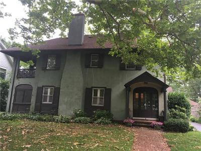 Rochester Single Family Home A-Active: 340 Beresford Road