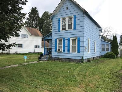 Franklinville NY Single Family Home A-Active: $24,900