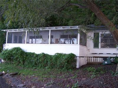 Single Family Home A-Active: 7845a East Bluff Dr
