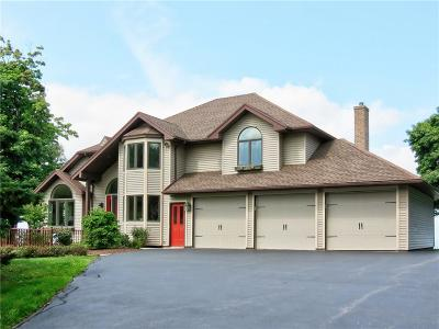 Webster Single Family Home C-Continue Show: 432 Lake Road